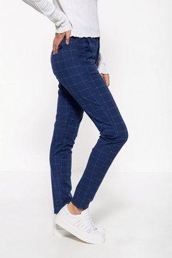 att jeans stretchbroek »sophie« blauw