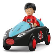 toddys by siku »sam speedy« speelgoedauto zwart