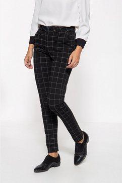 att jeans stretchbroek »sophie« zwart