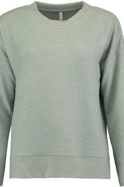haily's trui met ronde hals »jolea« groen