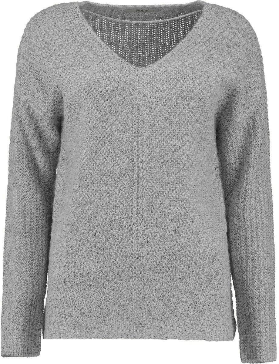 Grijze gebreide truien online kopen | Fashionchick.nl