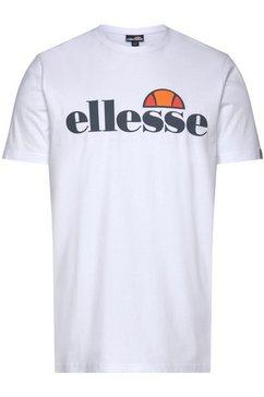 ellesse t-shirt »sl prado tee« wit