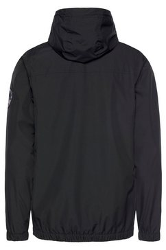 ellesse windbreaker »mont 2 jacket« zwart