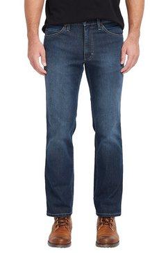 mustang jeans »tramper« blauw