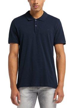 mustang t-shirt blauw