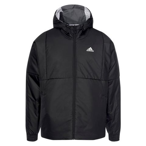 NU 21% KORTING: adidas Performance tweezijdig te dragen jack REVIVAL ALL OVER PRINT JACKET