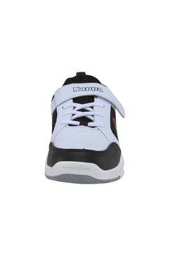 kappa sneakers »glenbeg t« wit