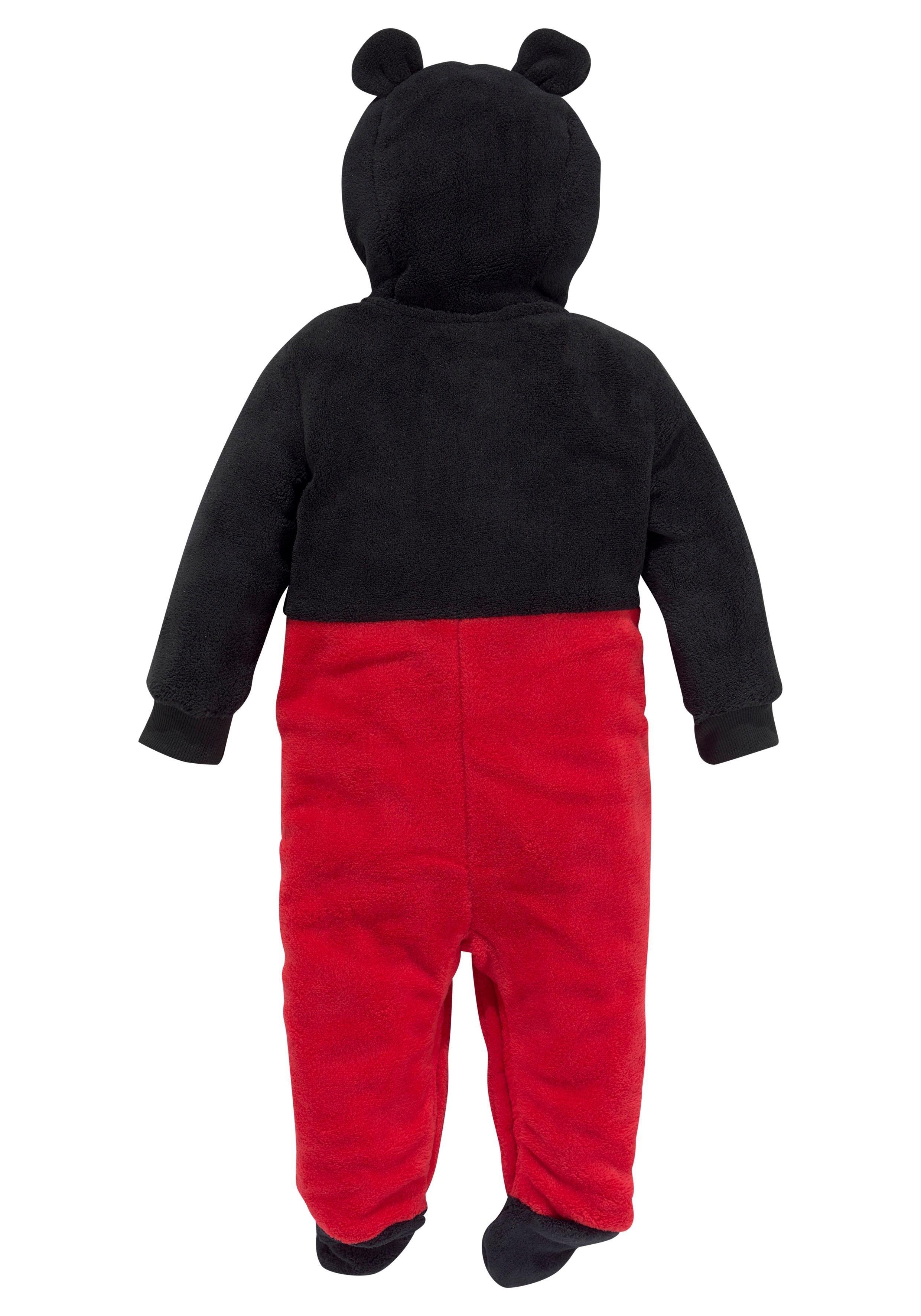 Mickey fleece-jumpsuit voordelig en veilig online kopen