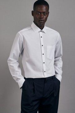 seidensticker businessoverhemd »regular« wit