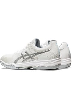 asics indoorschoenen »gel-tactic 2« wit