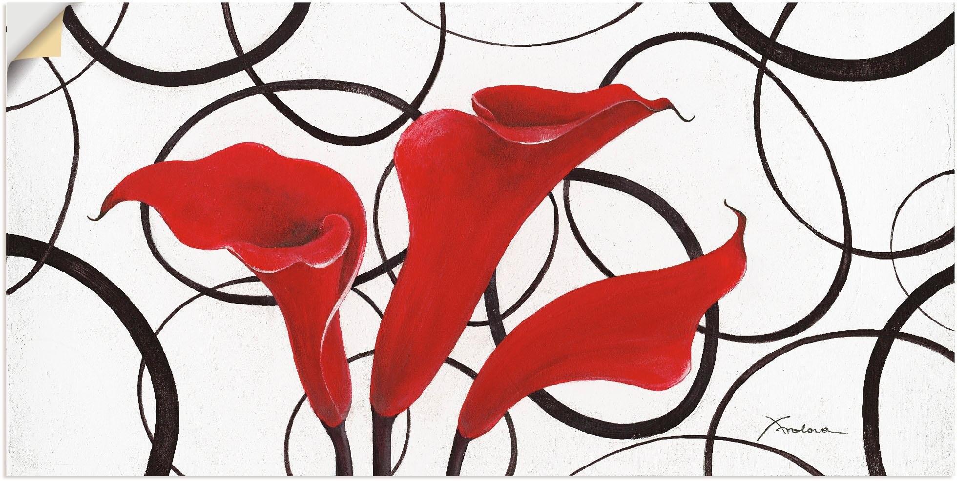 Artland artprint »Callas« nu online bestellen