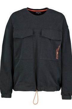 stitch  soul sweatshirt zwart