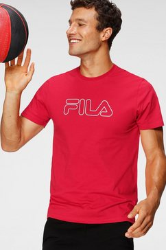 fila t-shirt »paul tee« rood