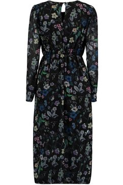 haily's midi-jurk »birgit« zwart