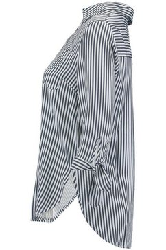 haily's blouse zonder sluiting »belina« blauw