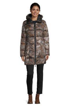 betty barclay tweezijdig te dragen jack »mit print« zwart