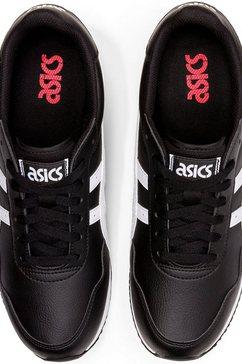 asics tiger sneakers »tiger runner« zwart