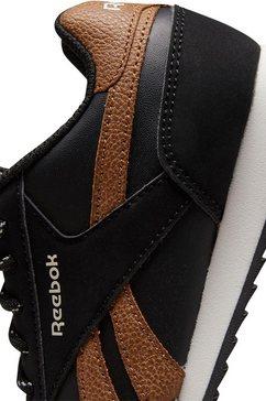 reebok sneakers »reebok royal cljog« zwart