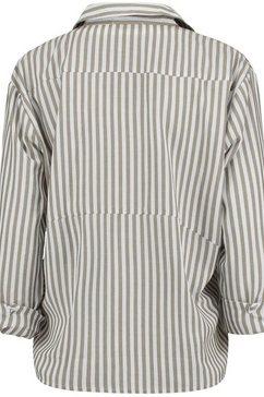 haily's blouse zonder sluiting beige