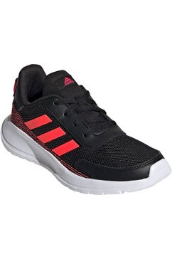 adidas performance sneakers »tensaur run k« zwart