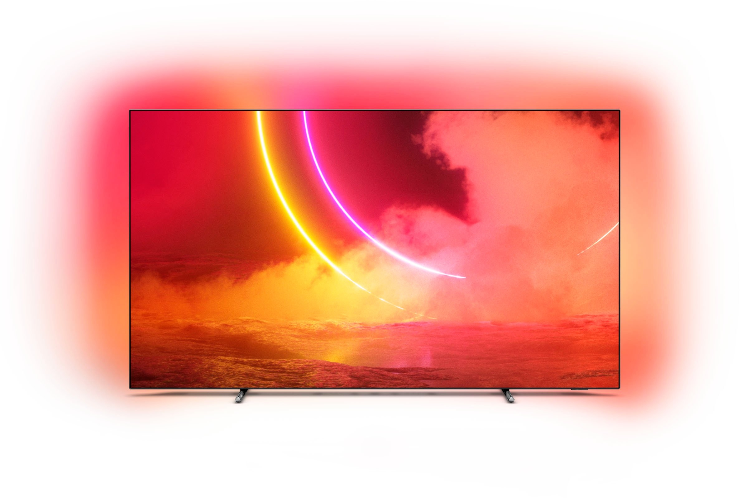 Philips »65OLED805« OLED-TV - verschillende betaalmethodes
