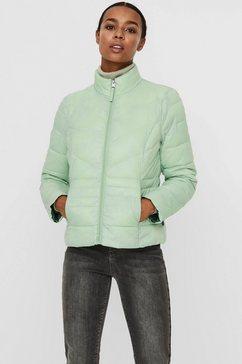 vero moda gewatteerde jas vmsorayas groen