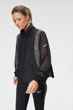 nike runningjack »nike icon clash women's running jacket« zwart