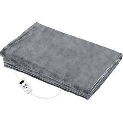 proficare elektrische onderdeken grijs