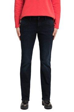 mustang prettige jeans »sissy straight« blauw