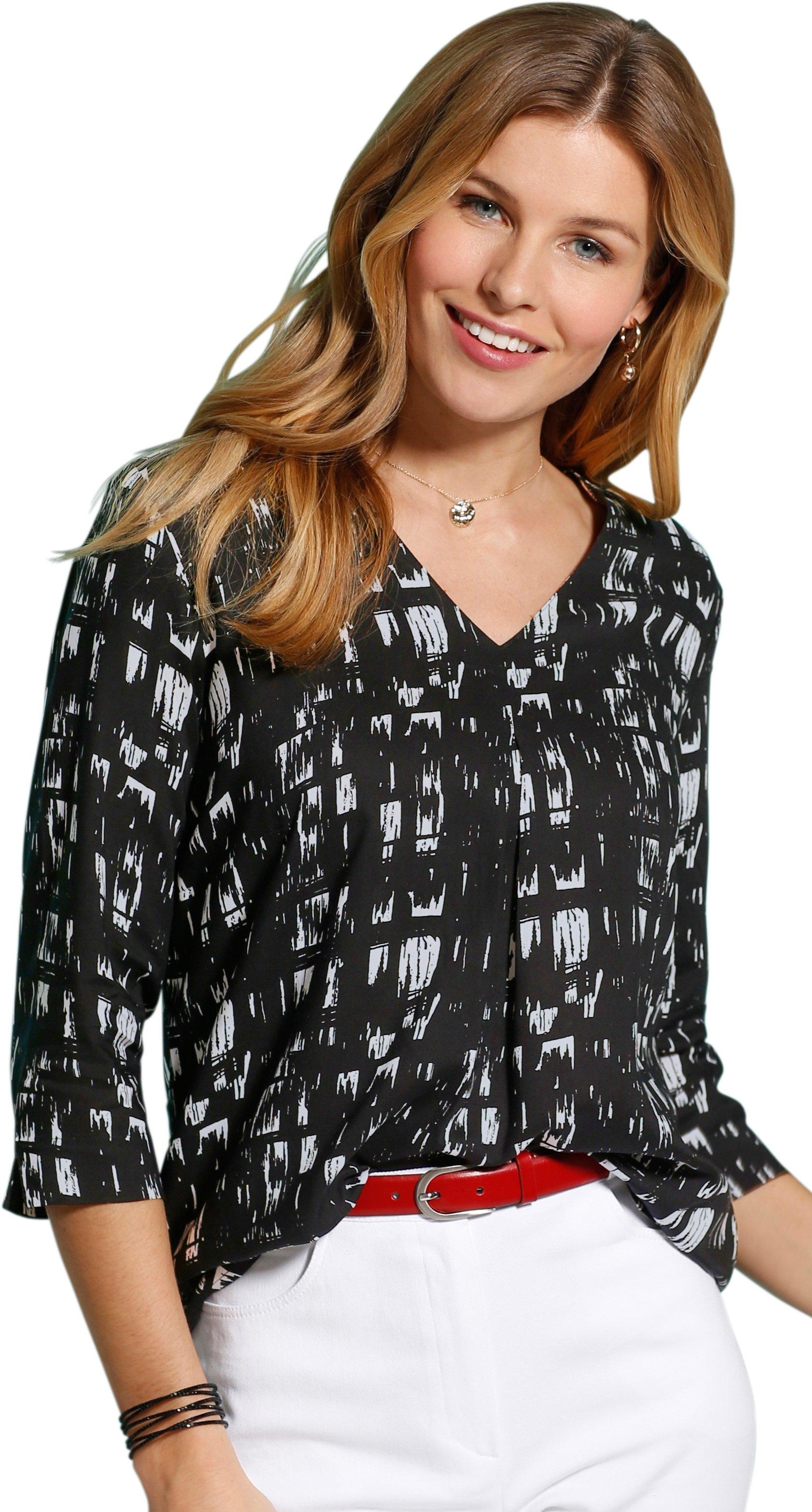 Classic Basics blouse zonder sluiting - verschillende betaalmethodes