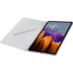 samsung »book cover ef-bt870 fuer galaxy tab s7« tablethoes zilver