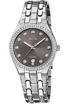 jaguar zwitsers horloge »woman, j694-4« zilver