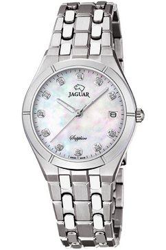 jaguar zwitsers horloge »woman, j671-a« zilver