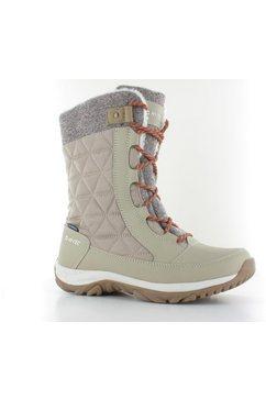 hi-tec outdoor winterlaarzen »aurora waterproof« beige