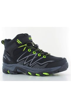 hi-tec wandelschoenen »blackout mid waterproof« zwart