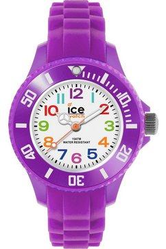 ice-watch kwartshorloge »ice mini, 000788« paars