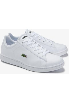 lacoste sneakers »carnaby evo bl 4 suj« wit