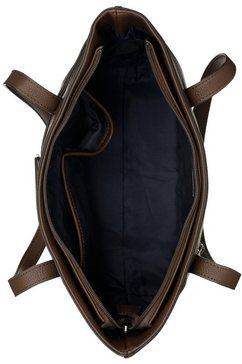 gerry weber bags shopper »talk different ll shopper mhz« bruin
