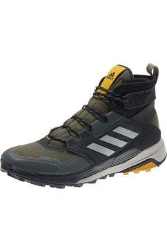 adidas terrex wandelschoenen »terrex trailmaker mid cold.rdy« groen