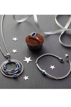 leonardo ketting met hanger »salvina, 018296« blauw