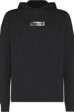 calvin klein performance hoodie zwart