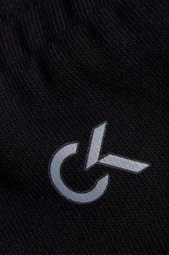 "calvin klein performance runningshort »shorts 9"" knit« zwart"