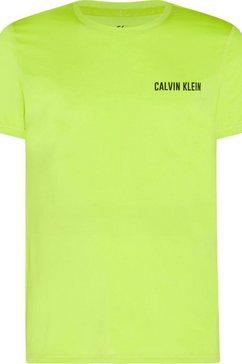 calvin klein performance runningshirt groen