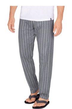 trigema pyjamabroek grijs