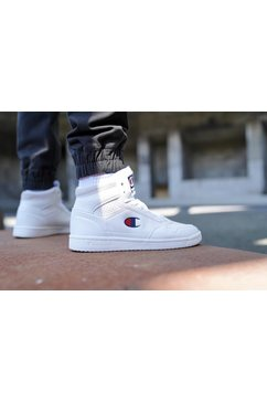 champion sneakers »new york mid« wit