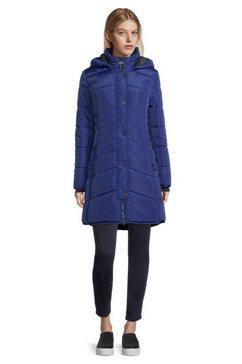 betty barclay outdoorjack »mit abnehmbarer kapuze« blauw