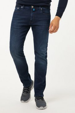 pierre cardin tapered jeans »futureflex lyon« blauw