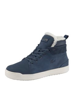 lacoste sneakers »explorateur thermo 4191cf« blauw