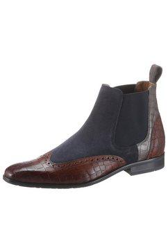 melvin  hamilton chelsea-boots »rico 12« bruin