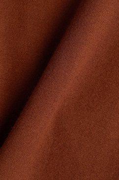 esprit collection gebreide trui bruin
